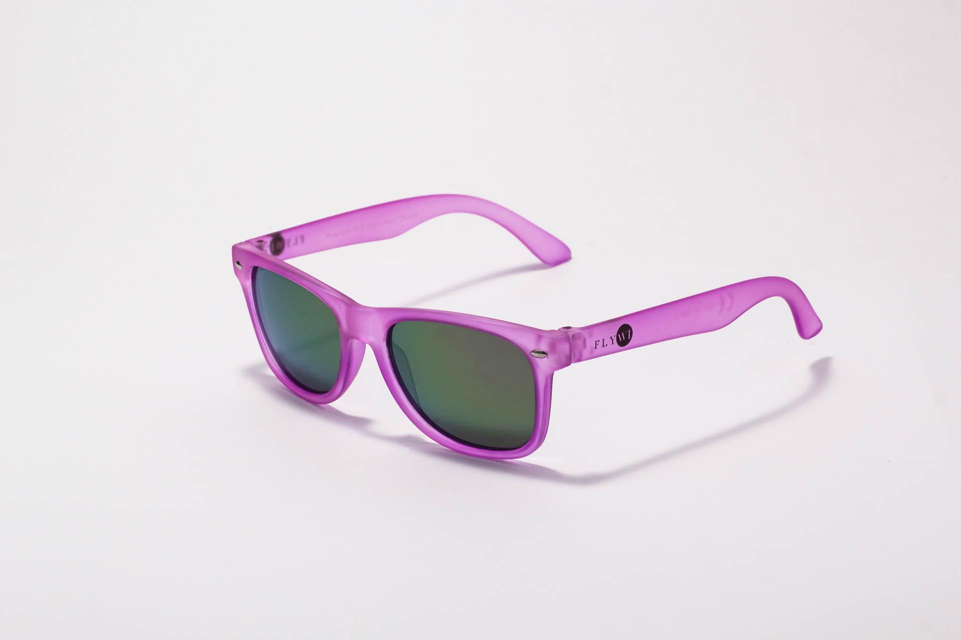 Junior squared purple