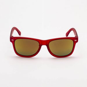 Junior squared red