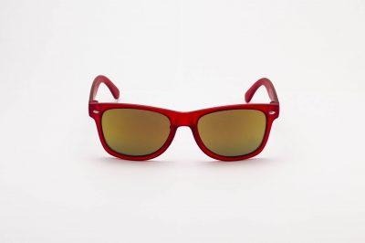 Junior squared red